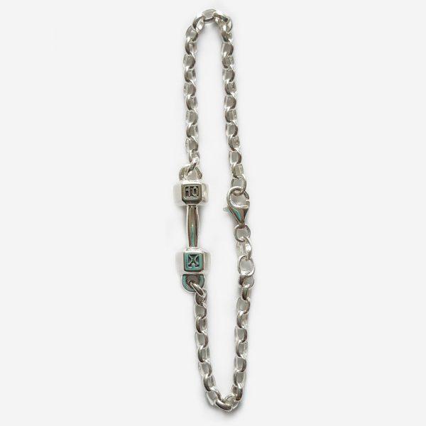 10kg Dumbbell Bracelet